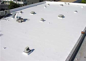 commercial roofing job in oklahoma city ok